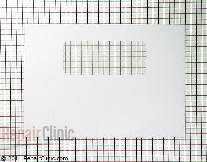 Outer Door Glass (OEM)  WB56T10017 - $79.40