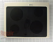Glass Cooktop - Part # 703150 Mfg Part # 74003026