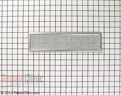 Hotpoint Microwave Grease Filter