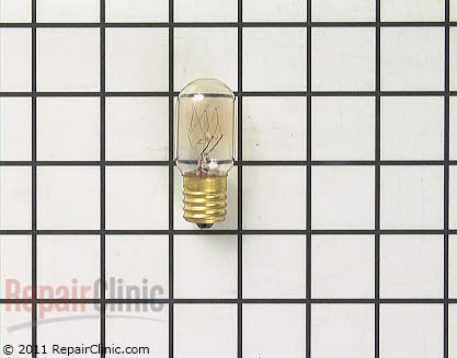 Toshiba Microwave Light Bulb