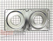 Burner Drip Pan - Part # 258158 Mfg Part # WB32X102