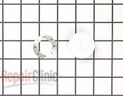 Knob-control white - Part # 637792 Mfg Part # 5303925242