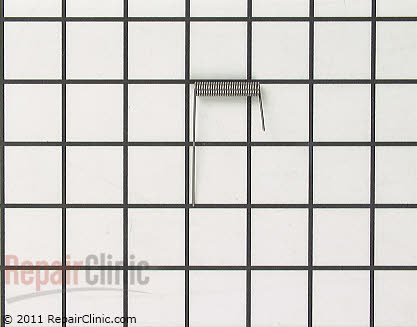 Dispenser Door Spring (OEM)  B8380901 - $4.25