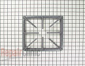 Burner Grate - Part # 497808 Mfg Part # 31719102SY