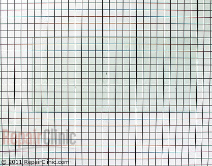 Glass Shelf (OEM)  61002459