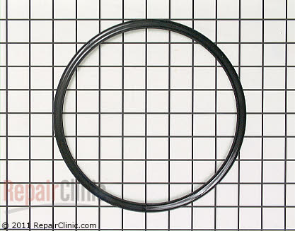 Trim ring, 8 blk Y04000005 Main Product View