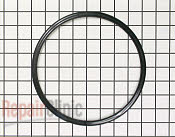 Trim ring, 8 blk - Part # 1242337 Mfg Part # Y04000005