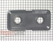 Burner Drip Pan - Part # 258077 Mfg Part # WB32K12