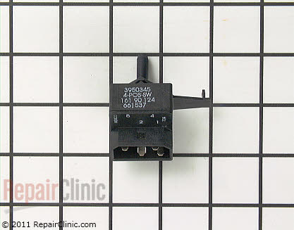 Maytag Dryer Temperature Switch