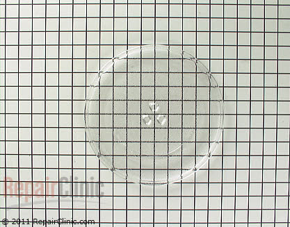 Glass Tray (OEM)  WB49X688, 261828