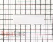 Light Lens Cover - Part # 294733 Mfg Part # WR17X3489