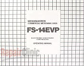 U&amp;c manual fs-14evp - Part # 349952 Mfg Part # 0510000191