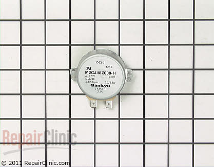 Turntable Motor (OEM)  8183954