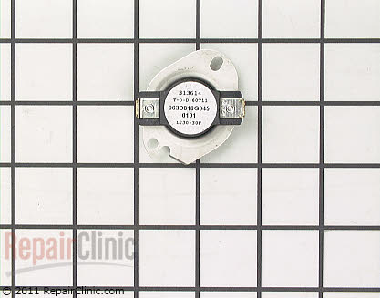 High Limit Thermostat (OEM)  WE4X813, 276895