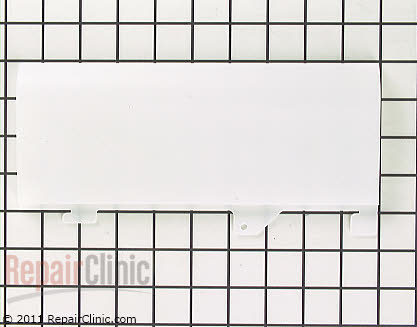 Light Lens Cover (OEM)  WR17X3484