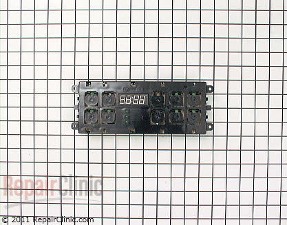 Oven Control Board 316101000       Main Product View