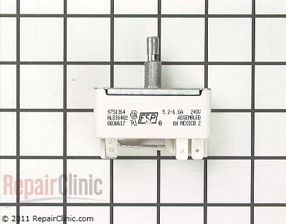 Surface Element Switch (OEM)  9751364 - $50.30