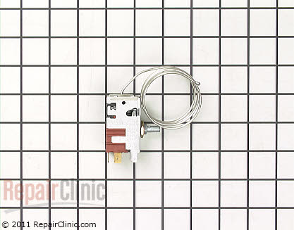 Temperature Control Thermostat (OEM)  WR09X10040 - $45.20
