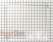 Glass Tray - Part # 261226 Mfg Part # WB48X5087