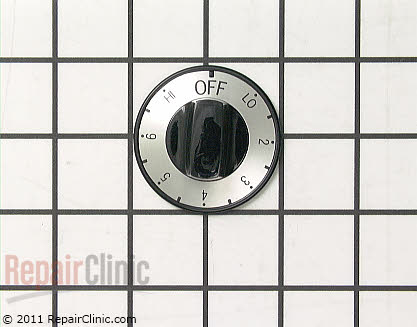 Control Knob 5303285939 Main Product View