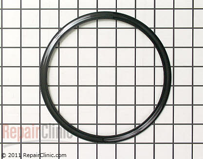 6 Inch Burner Trim Ring Y04000004       Main Product View