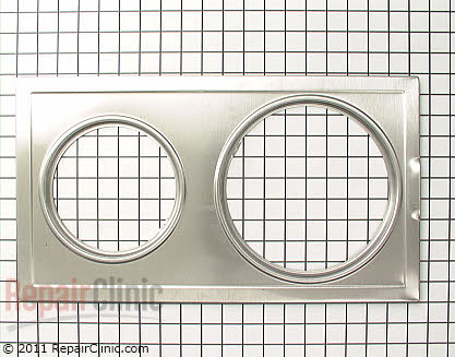 Metal Cooktop (OEM)  2002F208-50