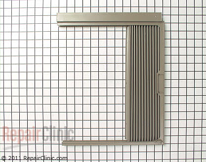Window Side Curtain and Frame 112124090005    Main Product View