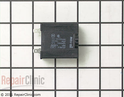 Sharp Capacitor