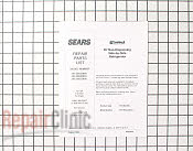 Parts Catalog - Part # 374718 Mfg Part # 10075024