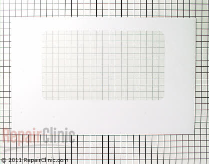 Outer Door Glass (OEM)  WB57K5