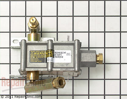 Oven Safety Valve (OEM)  7501P030-60