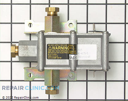 Jenn Air Stove Oven Safety Valve