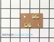 Terminal Block - Part # 704897 Mfg Part # 7401P016-60