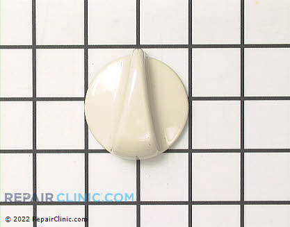 Control Knob (OEM)  WB03T10073 - $3.00