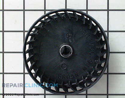 Kenmore Range Vent Hood Blower Wheel