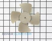 Fan Blade - Part # 476254 Mfg Part # 3010002501