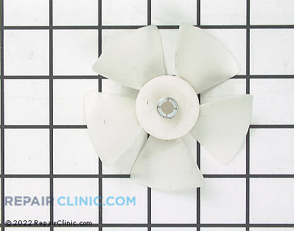 Fan blade exh motor 3010002801      Main Product View