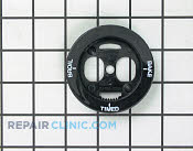 Knob Dial - Part # 488513 Mfg Part # 311069