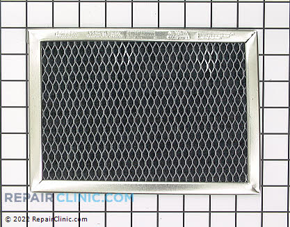 Charcoal Filter (OEM)  WB02X10733 - $28.00