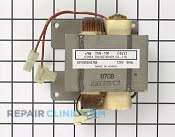 High Voltage Transformer - Part # 635255 Mfg Part # 5303321787