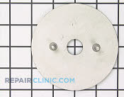 Surface Burner Base - Part # 1021728 Mfg Part # 415014