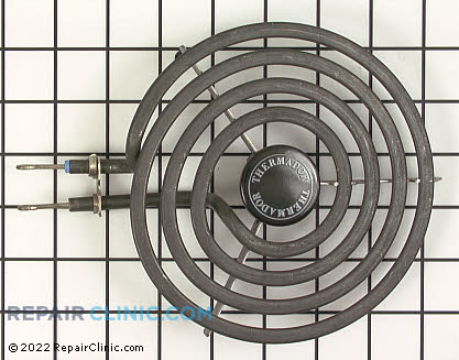 Thermador Stove Coil Surface Element