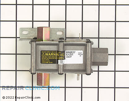 Thermador Range Oven Safety Valve
