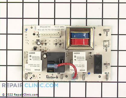 Thermador Oven Relay Board