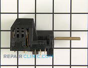 Heat Selector Switch - Part # 1025972 Mfg Part # 414702