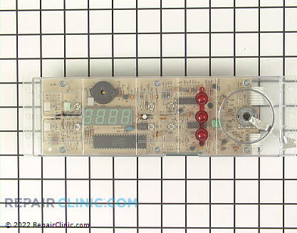 Oven Control Board WB27K5127 Main Product View