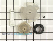 Pump - Part # 1012518 Mfg Part # 411852
