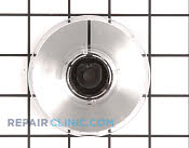 Dial, timer (for black model) - Part # 522163 Mfg Part # 3363039