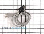 Power Cord - Part # 1913507 Mfg Part # FACCDB003MRE0