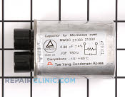 High Voltage Capacitor - Part # 620987 Mfg Part # 5303210811